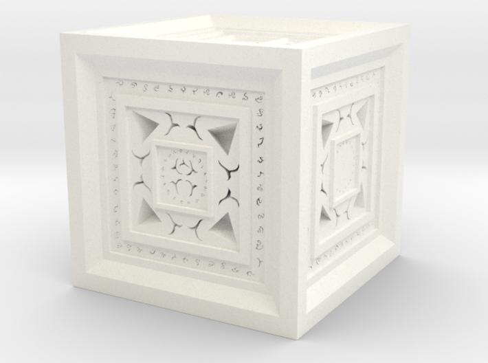 Strange Cube 3d printed