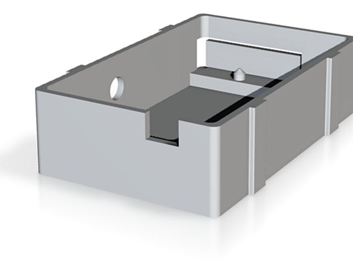 Map Prog Widget Enclosure 3d printed