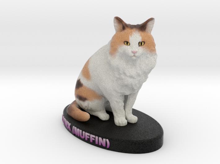 Custom Cat Figurine - Lynx 3d printed