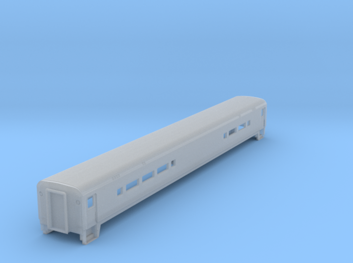 Amtrak Horizon Cafe V2 Doors 3d printed