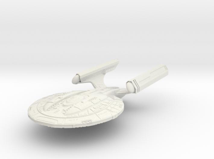 Next Class Cruiser 3d printed