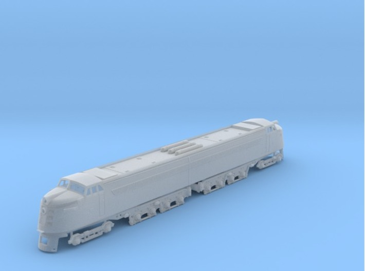 GN W-1 Heavy Electric Great Northern 3d printed