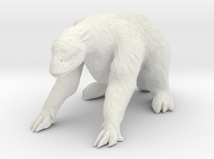 Megatherium 1 72(MEST 2015) 3d printed