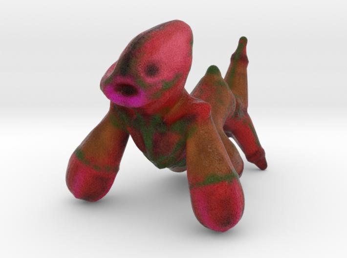 Creature-1433013522117 3d printed