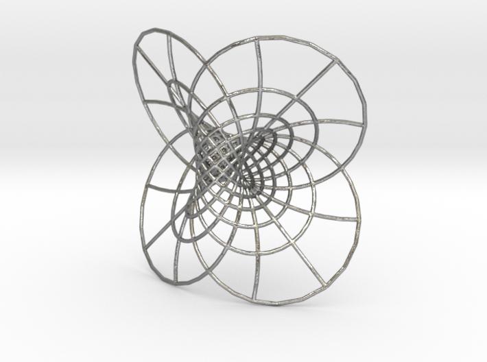 Hopf Fibration 3d printed