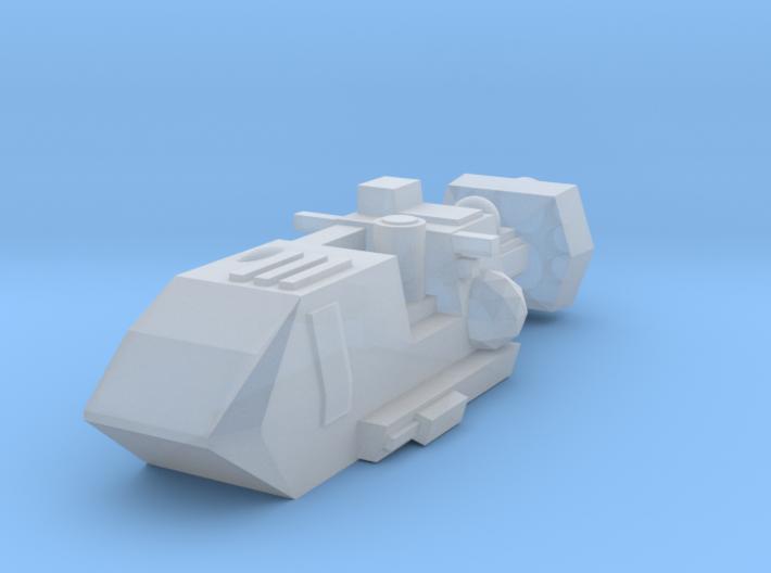 [Galaxia] Heimdall 3d printed