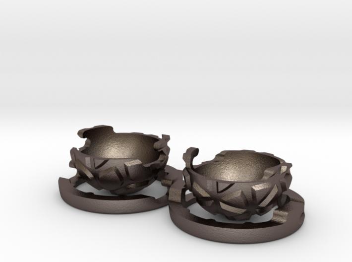 Ring World metal 3d printed