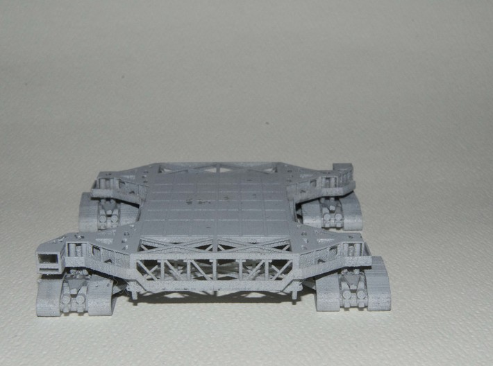1/400 Crawler Transporter - Saturn V, 1B & shuttle 3d printed