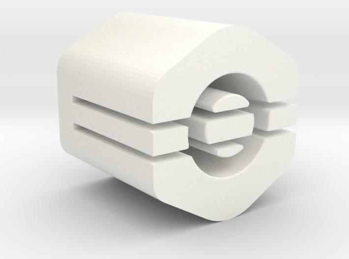 Model 1 R-Patch Hop cutting Block 6/8mm (ID/OD) 3d printed