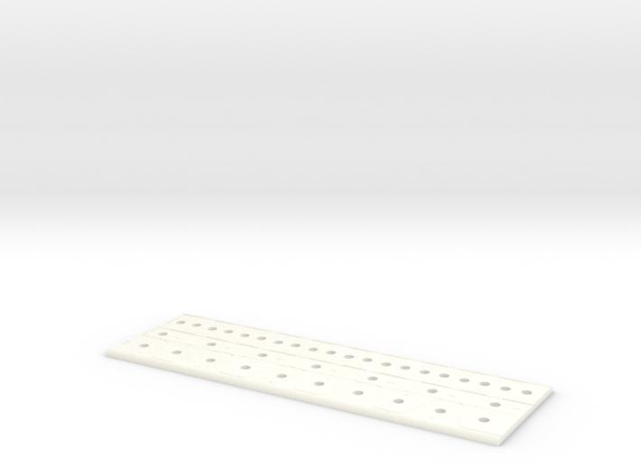 Board Flat 3d printed