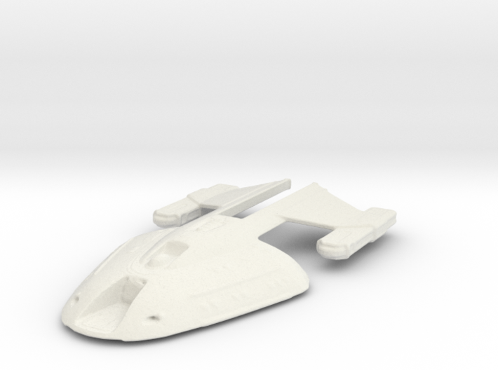 Norway Class 3d printed