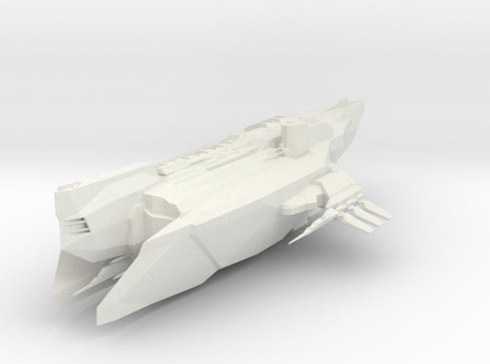 Star Ship 3d printed