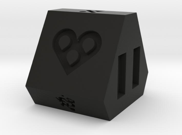 W5 — Dreiecksprisma — Stil 3d printed