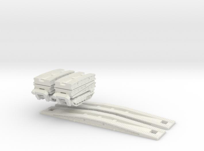 6mm MTU Bridgelayer (4 Pcs) 3d printed