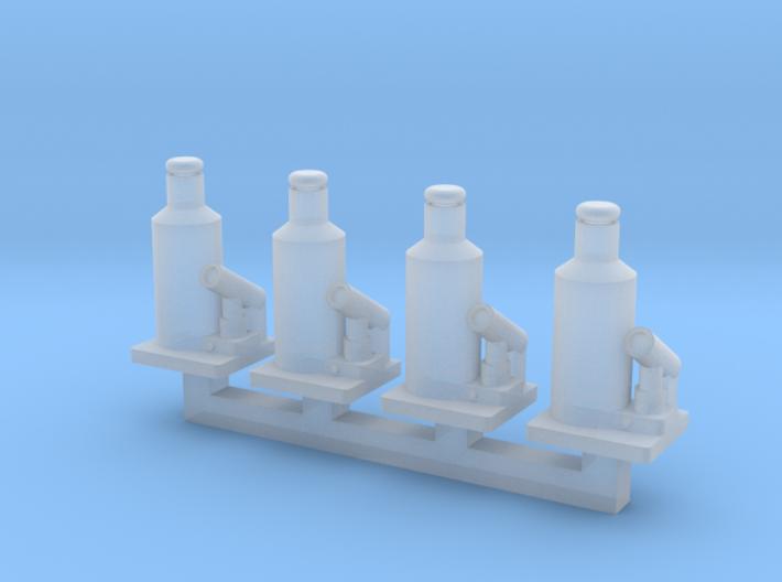 1/64 20 Ton Bottle Jack 3d printed