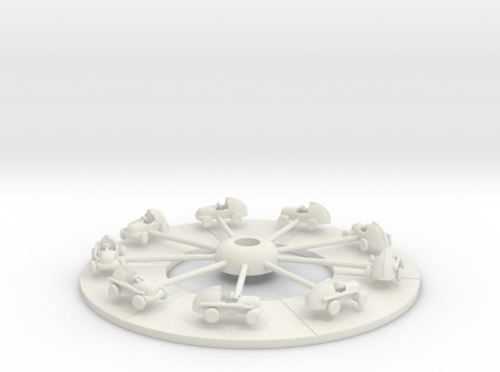 Miniatrueracerplus10percent 3d printed