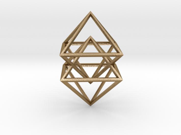 Double Diamond 3d printed