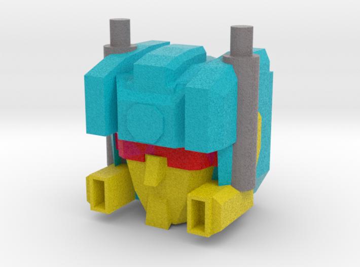 Customatron - Carformer Erebus Head 3d printed