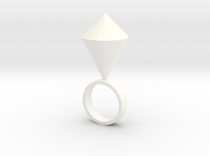Single Kite 3d printed