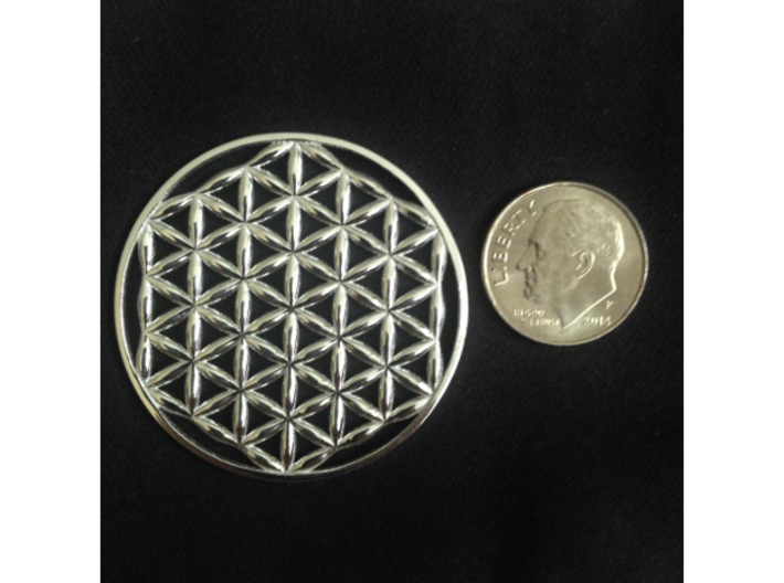 Flower Of Life (no bale) 3d printed