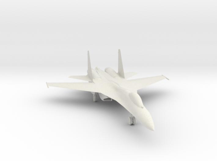 SU-27 version 2 3d printed