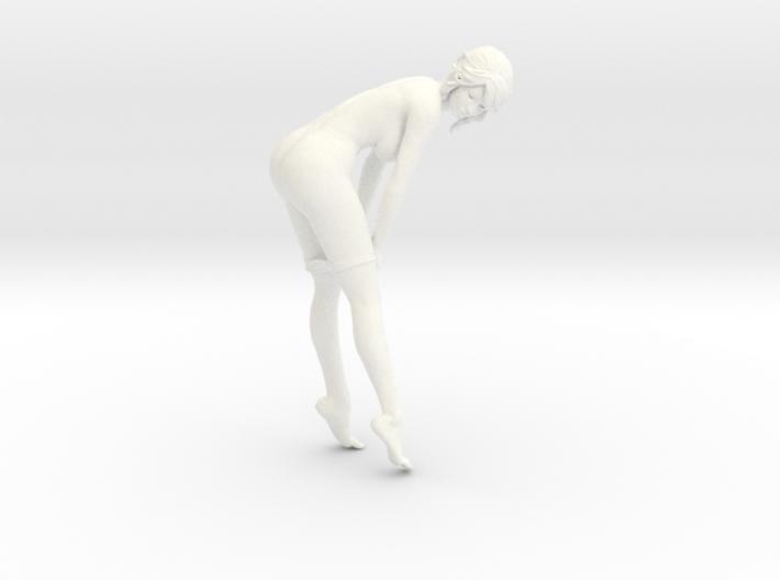Panties girl 011 scale 1/20 Passed 3d printed