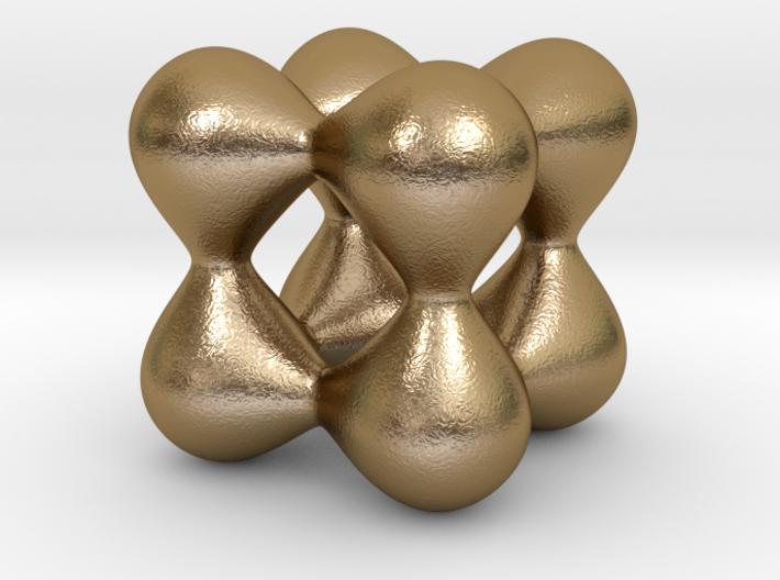 0191 F(x,y,z)=0 Blobs 3d printed