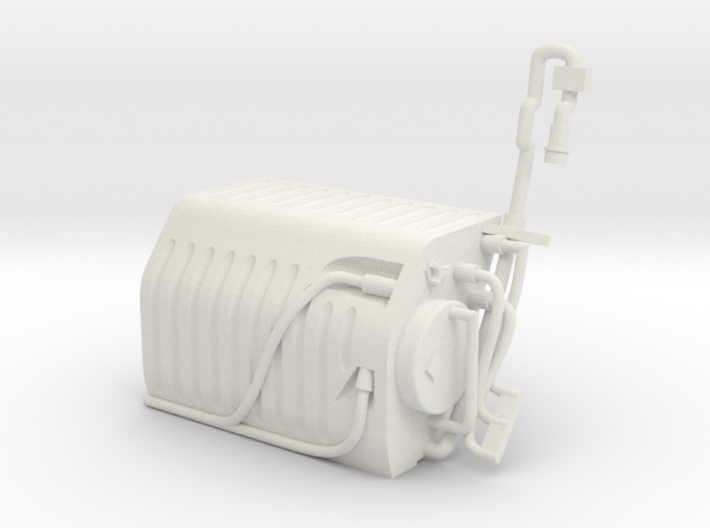 M11A-Urine Subsystem 3d printed