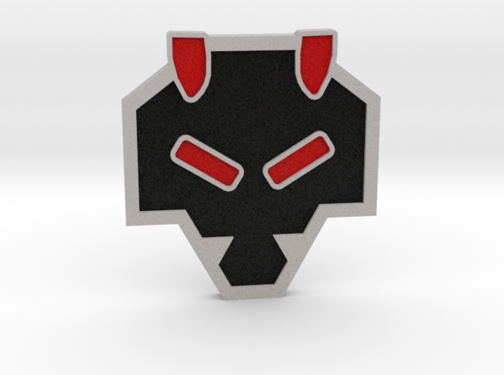 Rising Badge - Johto Pokemon Bagdes 3d printed