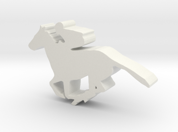 racehorse1 3d printed