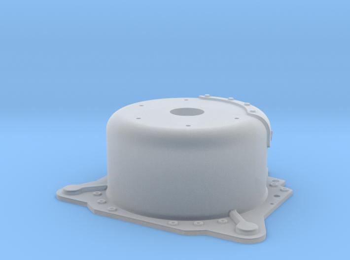 1/18 Lenco 7.5 Inch Dp Bellhousing (No Starter Mnt 3d printed