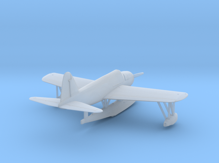 Vought OS2U Kingfisher - Zscale 3d printed