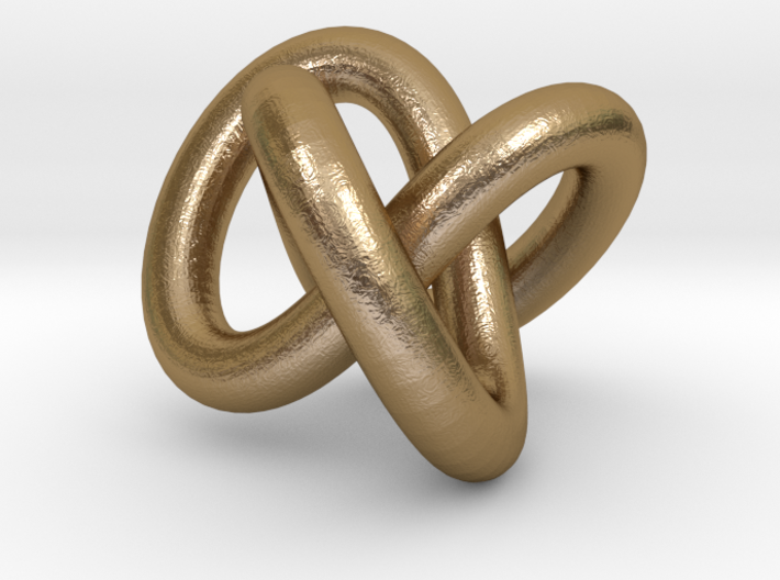 Necklace Infinity 3d printed