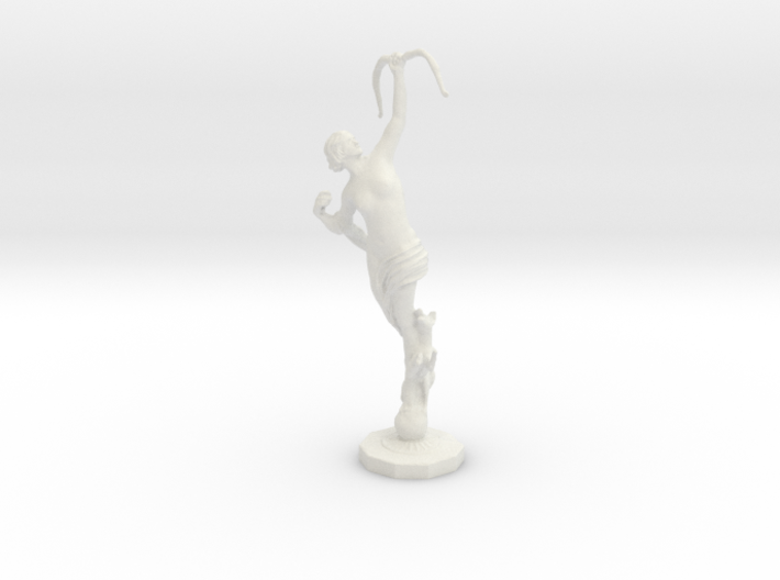 Diana The Huntress - Antiques 3d printed