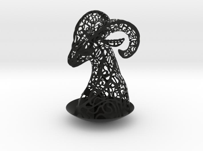 Big Ram 3d printed
