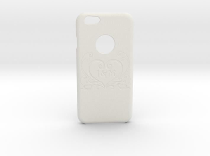 J M Case 3d printed