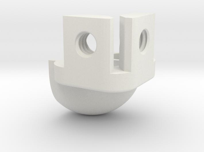 """8020 1"""" Recirculating Ball Bearing Cap - End 1 3d printed"""