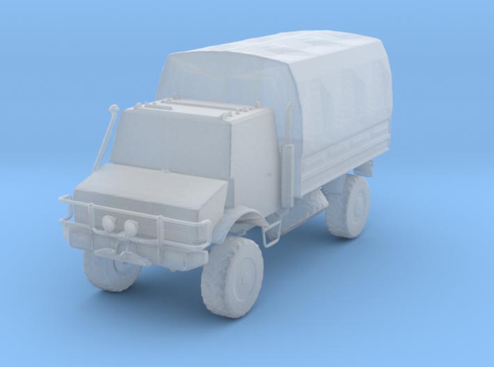 Us. army corp engineers Unimog 3d printed