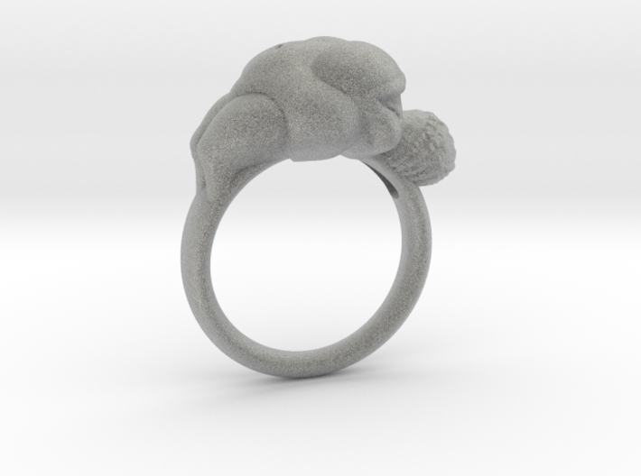 Venus Ring for Heather - 15mm 3d printed