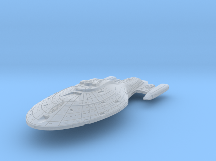 SF Long Range Science Vessel 1:7000 3d printed