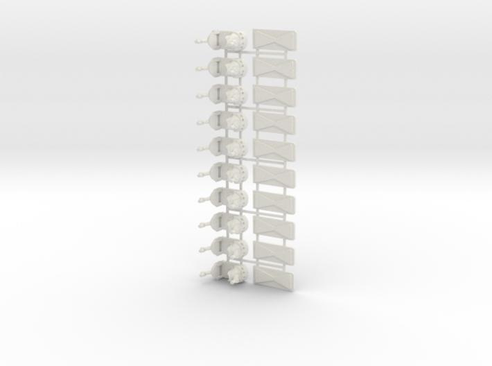 Enterprisetubs10m 3d printed
