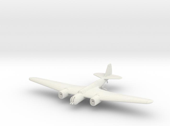 Tupolev SB 2 M-103 1/144 & 1/100 3d printed