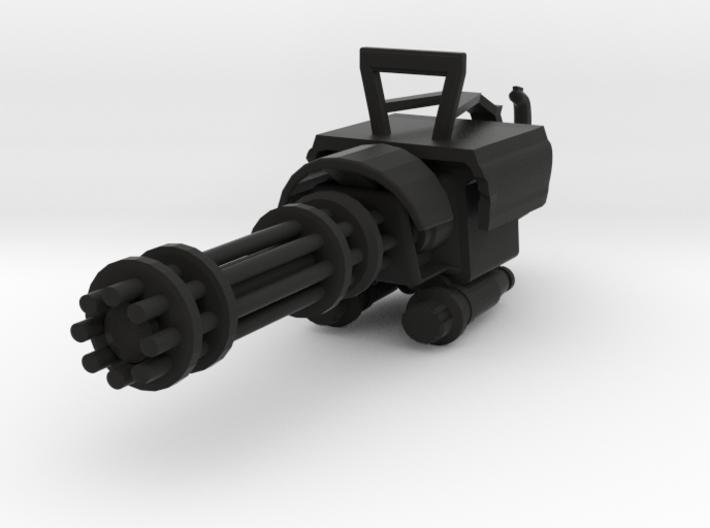 MiniGun 3d printed