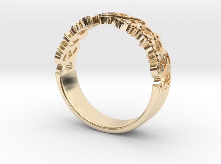 Decorative Ring 1 3d printed