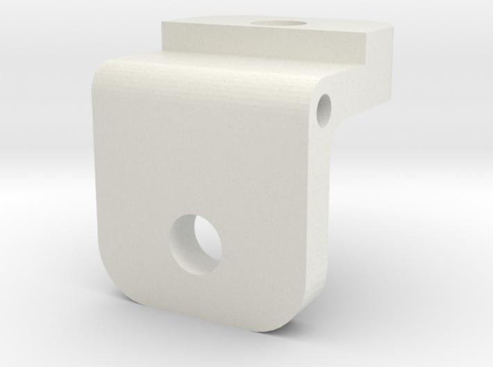 Rear Sight Insert 3d printed