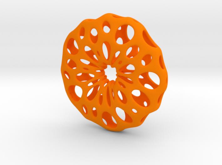 deSc Pendant Opus 1 3d printed