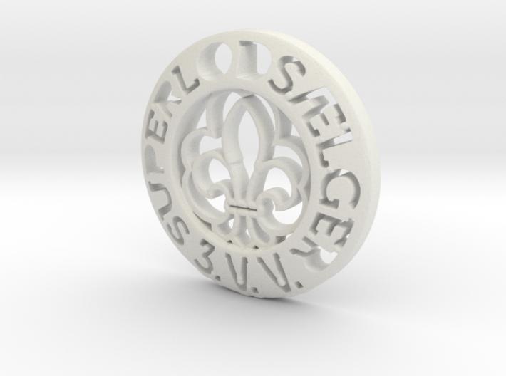 Lotteri-3vv 3d printed