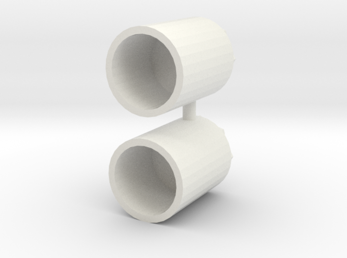 Hub for Tamiya trucks 1/14 wheels 3d printed