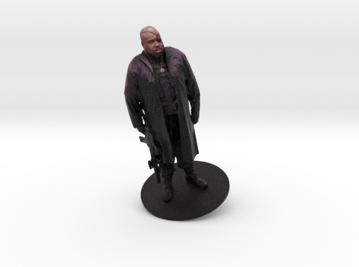 Cory Cole 3d printed