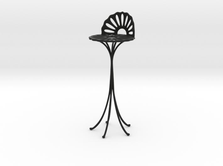 BJD Doll Chair: MSD size 3d printed